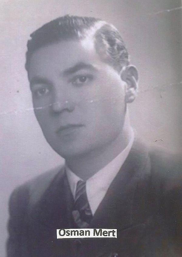 Dönemin Foça Belediye Başkan Vekili Osman Mert
